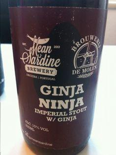 Mean Sardine / De Molen Ginja Ninja