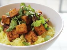 Spicy Stir-Fried Tofu With Kale and Red Pepper | Serious Eats: Recipes ...