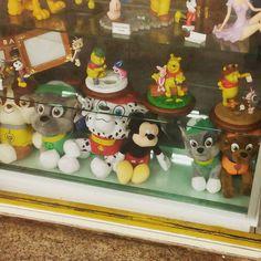 La #PatrullaCanina! #pelucheando #peluches #softtoys #PawPatrol #instatoys #juguetes #toys #plush #plushies #softies