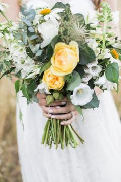 Natural Woodsy and Copper Wedding Inspiration | Ruffled