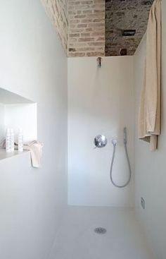 badkamer met taderlak van cotemaison