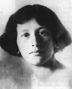 Simone Weil- Although she was drawn to the Catholic religion, she chose to remain an outsider in solidarity with all those who did not or could not belong.
