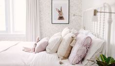A Sophisticated and Whimsical Little Girl's Room | Rue