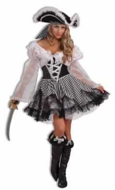 Pirate Costumes for Women | Halloween Costumes for Cheap