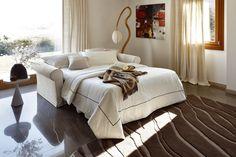 Canapea extensibila 3 locuri Asia #homedecor Inspiration #livingroom #bedroom #sofa #homedesign Asia, Comforters, House Design, Blanket, Living Room, Bedroom, Inspiration, Furniture, Home Decor