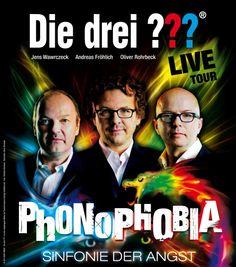 Die drei Fragezeichen Phonophobia Sinfonie der Angst