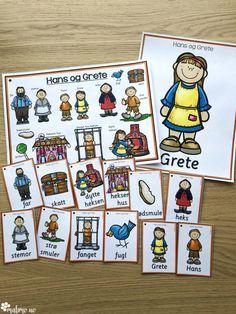 Støttemateriell for å arbeide med eventyr som tema, med fokus på språkopplæring i samme slengen! Eventyr er alltid gøy, og bakt inn i det kan man arbeide med bokstaver og lyder, stavelser, alfabetisering, silhuett-oppgaver som gir elevene trening i bokstavenes plassering, rimord. Eventyrene er: Hans og Grete, De tre bukkene bruse, Rødhette, Jack og bønnestengelen, Den lille røde høna, Gullhår og de tre bjørnene, Keiserens nye klær, Prinsessen på erten, Tre små griser, Askepott og flere! Comics, Blog, Art, Poster, Comic Book, Blogging, Kunst, Comic Books, Comic