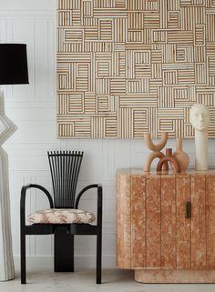 Hipster Home Decor, Modern Decor, House Interior, Sideboard Designs, Hipster Home, Kelly Wearstler, Modern House, Home Decor Accessories, Home Decor