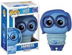 Sadness Vinyl Figure Funko POP! Disney #133 Disney / Pixar Inside Out
