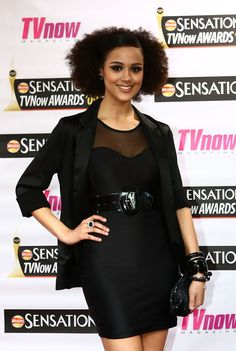 Nathalie Emmanuel Photos: TV Now Awards - Arrivals