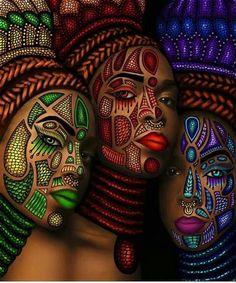 diy Diamond Painting African women Cross Stitch Full diamond embroidery diamond Mosaic pattern beaded embroidery diamond F diy diamant malerei afrikanische frauen kreuzstich voll Art Black Love, Black Girl Art, Art Girl, Black Girls, African American Art, African Women, African Girl, African Fashion, Ankara Fashion