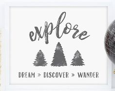 You are Our Greatest Adventure Wanderlust by InkandLetterDesigns