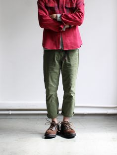 GRAMICCI NALLOW CROPPED PANTS 商品詳細 Strato