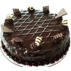 Order delicious cake online in Qatar that delivered to their door next day. Send best flavored cakes to surprise them. Chocolate-cake, Cheesecake & more. Online cake delivery - Order Now! Cake Frosting Recipe, Frosting Recipes, Cake Recipes, Crazy Cakes, Chocolate Cake Designs, Happy Birthday Cake Photo, Fresh Fruit Cake, Online Cake Delivery, Fathers Day Cake