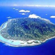 Cook Island....paradise.
