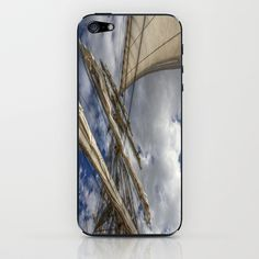 Under Flag iPhone & iPod Skin by Angelika Kimmig - $15.00