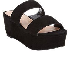 Frazzia Double-Band Platform Sandals
