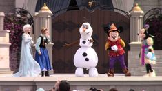 The new Cinderella Castle stage show at the Magic Kingdom has debuted featuring stars from Princess and the Frog, Tangled, and Frozen. New Cinderella, Cinderella Castle, Tangled Princess, Full Show, Stage Show, Magic Kingdom, More Fun, Disneyland, Friendship
