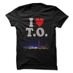 I Love Toronto - #pretty shirt #hipster tee. ACT QUICKLY => https://www.sunfrog.com/LifeStyle/I-Love-Toronto.html?68278