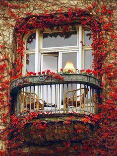 .Awesome balcony Mais