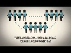 ¿Quieres formar parte del Grupo Universidad? http://www.youtube.com/watch?v=B-2RgybnQN8