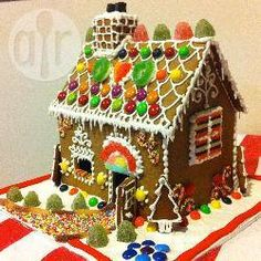 Recipe Picture:Iced Gingerbread House