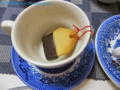 The more than occasional baker: Tea Bag Cookies