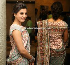 Samantha Ruth Prabhu in Vrisa photo