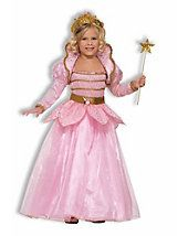 This stardust princess pink costume is a pretty princess storybook costume for girls. The stardust princess pink costume makes for a great Glinda costume. Princess Dress Up Clothes, Princess Costumes For Girls, Pink Princess Dress, Dress Up Outfits, Princess Girl, Pink Dress, Girl Outfits, Dresses, Princess Party