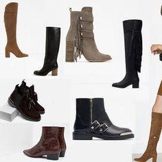 Sei un'appassionate di scarpe? Scopri tutti i modelli di stivali da indossare il prossimo autunno inverno