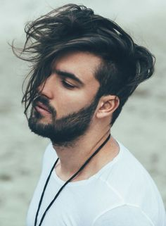 30 New Mens Hairstyles Haircuts in 2019 New Men Hairstyles, Undercut Hairstyles, Haircuts For Men, Curly Undercut, Long Undercut Men, Medium Hair Styles, Short Hair Styles, Moustaches, Hair And Beard Styles