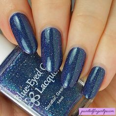 Blue-Eyed Girl Lacquer - May Releases - Painted Fingertips
