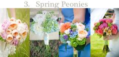 A Paper Proposal top five spring floral trends and peonies bouquets
