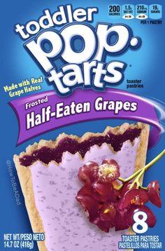 Pop Tarts Meme : tarts, Tarts, Ideas, Tarts,, Flavors,, Flavors