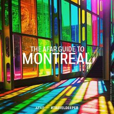 A comprehensive Montreal travel guide with the best hotels, restaurants, and unforgettable things to do, curated by the travel experts at AFAR. Montreal Travel, Old Montreal, Camping In North Carolina, Immigration Canada, Entertainment Sites, Canada Eh, European Vacation, Travel Channel, Quebec City