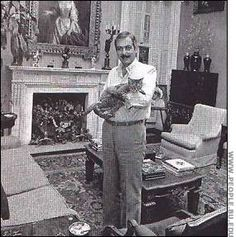 """Jim Williams's Christmas party was, in the words of the Georgia Gazette, the party that Savannah socialites """"lived for."""""""