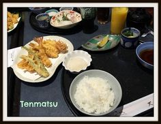 Tempura Tokyo Tokio Tenmatsu