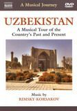 A Musical Journey: Uzbekistan- A Musical Tour of the Country's Past and Present [DVD] [English] [1994], 13803711
