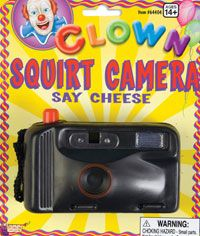 Clown Squirt Camera - Clown Costumes