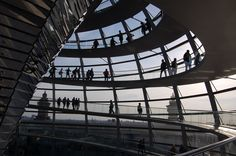 BERLIN NORMAN FOSTER REICHSTAG  #Foster #Norman Pinned by www.modlar.com