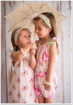 Mini Mooches Handmade Girls Clothes, Dresses, Rompers, Playsuits