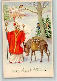 Die 10 Besten Bilder Auf Nikolaus In 2018 Nikolaus Sankt Nikolaus