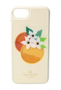 Kate Spade New York Orange Shaky Gems Phone Case for iPhone 7 (Cream Multi) Cell Phone Case - Kate Spade New York, Orange Shaky Gems Phone Case for iPhone 7, 8ARU1844-143, Bags and Luggage Small Goods Cell Phone Case, Cell Phone Case, Small Goods, Bags and Luggage, Gift, - Fashion Ideas To Inspire