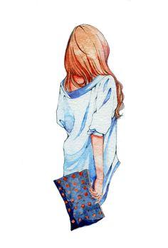 제시카 팬아트 6장 by -贰乘叁- - 제시카 갤러리