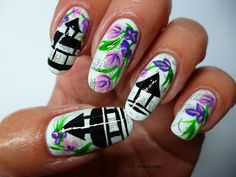 Fife Fantasi Nails : In Chinese style- nail art https://www.facebook.com/shorthaircutstyles/posts/1759170541040052