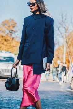 Street Style Inspiration: Eight Ways To Wear A Blazer   British Vogue
