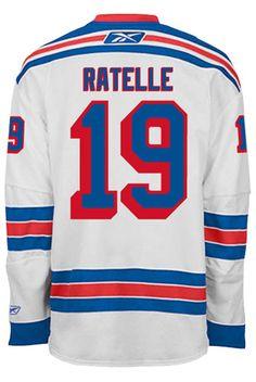45a40b28042 New York Rangers VINTAGE Jean RATELLE #19 Official Away Reebok Premier  Replica A CoolHockey. Henrik LundqvistNhl JerseysNational ...