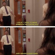 College cooking summed up in two frames.