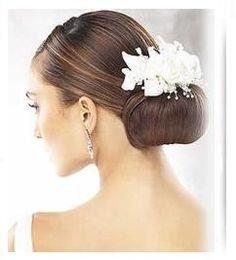 Peinado de Novia / Bridal hairdo