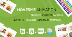 HoverMe - A CSS3 Animation Packages - https://codeholder.net/item/css/hoverme-css3-animation-packages